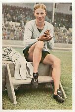 133. Jack Lovelock Running 1500 m New Zealand OLYMPIC GAMES 1936 CARD