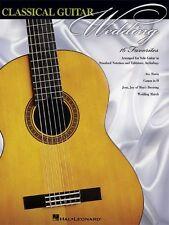 Guitarra Clásica Boda aprender a jugar Nupcial Novia Etiqueta música Libro