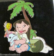 Disney DLR Lilo and Scrump Doll Pin **