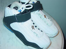 2005 Nike Air Max Penny IV White/Black/Varsity Royal Shoes! Size 7 $190.00