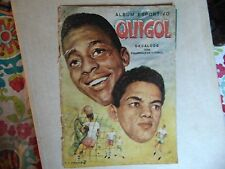 1958  Q9igol Album   team pele card