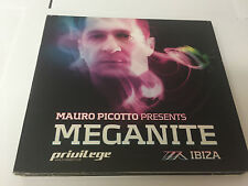 MAURO PICOTTO Presents MEGANITE IBIZA 2 CD DIGIPAK