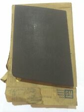 NOS GM 10014668, 82-92 Pontiac, Headlamp Cover