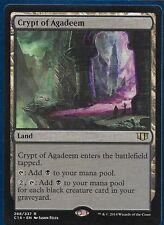 Magic MTG - Crypt of Agadeem - Commander 2014 - NM+
