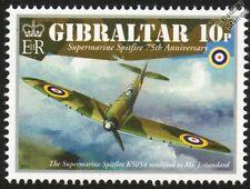 RAF Supermarine SPITFIRE K5054 / Mk.I Aircraft Stamp (2011 Gibraltar)
