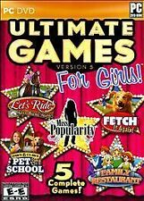 Ultimate Games for Girls 5, (PC)