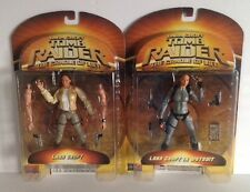 "SOTA Tomb Raider: The Cradle of Life - Lara Croft & Wetsuit 6"" Action Figures!"