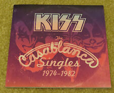 KISS CASABLANCA SINGLES BOOK