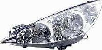 PEUGEOT 308 2008-2011 FRONT HEADLIGHT RIGHT HAND DRIVERS OFFSIDE O/S