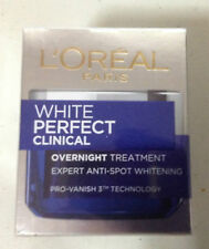 50 Grams Of L'Oreal Paris White Perfect Clinical Overnight Treatment Cream,
