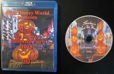 Mickey's Not So Scary Halloween Party in 3D and Blu-Ray 2015