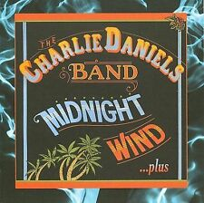 THE CHARLIE DANIELS BAND Midnight Wind...Plus CD BRAND NEW Raven