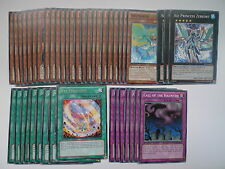 Ice Princess Zereort Deck * Ready To Play * Yu-gi-oh