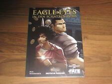Eagle Eyes In den Schatten Roms Eine Fate-Abenteuerwelt Uhrwerk Verlag 2017 Neu