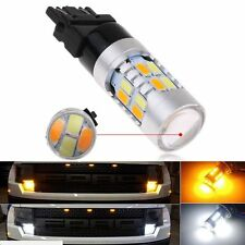 Dual Color Switchback 3157 20SMD 5630-Chip LED Bulb Tail Brake Turn Signal Light