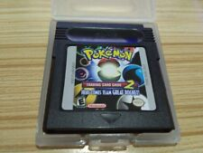 Pokemon GBC Trading Card Game 2 Game Boy Game Card Advance GB SP GBA GBM Console