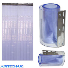 PVC Strip Curtain Door 3 M x 3 M for coldroom warehouse Catering (300)