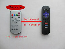 Remote Control For Roku 1 XD LT Streaming Media Player TV 2710X 3400x 2710XB
