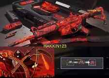 Call of Duty: Infinite Warfare Hellstorm Camo Personalization Pack DLC PS4