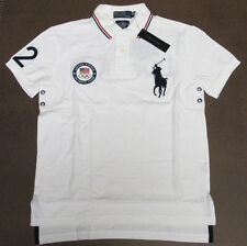 $145 Polo Ralph Lauren Mens USA Olympic Team London Custom Slim Big Pony Shirt