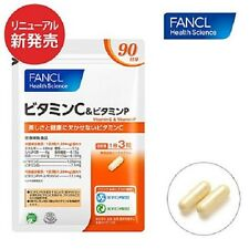 FANCL Vitamin C & P 90Days 270tbs FreeShipping