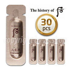 [The history of Whoo]Cheongidan Wild Ginseng Ampoule Oil 1ml x 30pcs