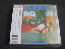 SPIROGYRA, Old Boot Wine, JAPAN CD + Obi, MSIF-7441 (1969), Brit Psych/Folk