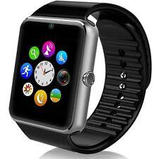 Reloj de pulsera nuevo Modelo 2017 Reloj inteligente GT08 Bluetooth Teléfono para Android y IOS