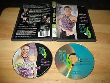 Debbie Siebers' Slim In 6 Fitness Beachbody 2002 2005 2-Disc DVD Set 3 Hours