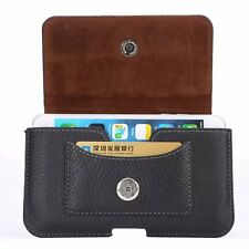 leather case belt / Card Holder for SAMSUNG GALAXY MEGA 6.3 SGH-i527 i9200 g