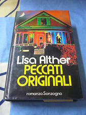 Peccati originali Lisa Alther