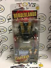 Claptrap Neca Figure Borderlands First Issue Yellow  (CL4P-TP) Version Unopened