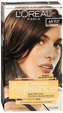 L'Oreal Superior Preference - 6A Light Ash Brown (Cooler) 1 Each