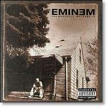 The Marshall Matters - Eminem CD INTERSCOPE