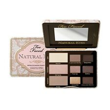 Too Faced NATURAL EYES Neutral Shadow Collection ~ Brand New In Box Authentic