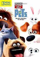 The Secret Life of Pets (2016)Comedy [Format:DVD] NOW SHIPPING!