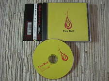 CD J-POP FIRE BALL - FIREBALL - JAPAN POP MUSIC USADO BUEN ESTADO