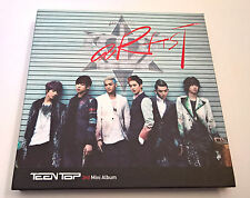 TEEN TOP 3rd Mini Album aRtisT CD Korean Press  K-POP Kpop