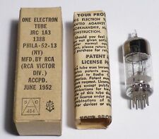 BC1000: 1A3 (1388) Diode HF US NOS NIB in mil. box made in RCA 1952