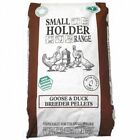 GOOSE AND DUCK BREEDER PELLETS ALLEN and PAGE, SMALL HOLDER RANGE 20KG