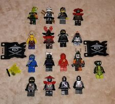 Lego minifigure lot - Lego Ninjago minifigure lot! Awesome lot! Rare!