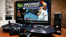 MAME Multicade Ultracade Arcade Machine PC Plays 30K+ Games