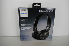 Philips SHB3165 Wireless Bluetooth Headphones - Black.