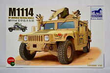 Bronco 35080 1/35 M1114 Up-Armored Tactical Vehicle