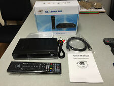 iptv set top box udp streams hibrid dvb-c annex a/b/c mpeg2/mpeg4 HD