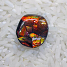Fire Agate Gem AAA Quality from Slaughter Mountain Arizona 11.7 ct.