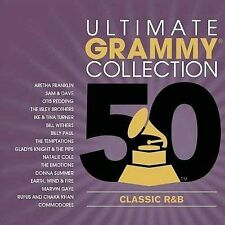Ultimate Grammy Collection Classic R&B (CD, 2008)