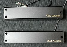 Kent Armstrong 6 - 7 String  Pickup Set NEW Clearance sale Humbucker Bass pickup