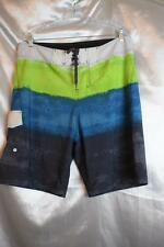 BURNSIDE MEN'S PANTS SIZE 34 SWIM SHORTS BOARD SHORTS BEACH WEAR POOL JACUZZI