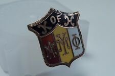 Knights of honor fraternal society Pin 10K Gold Vintage